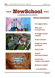 Frontespizio - NEW SCHOOL -